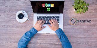 Trabajo desde casa con ZOHO CRM y WhatsApp Business
